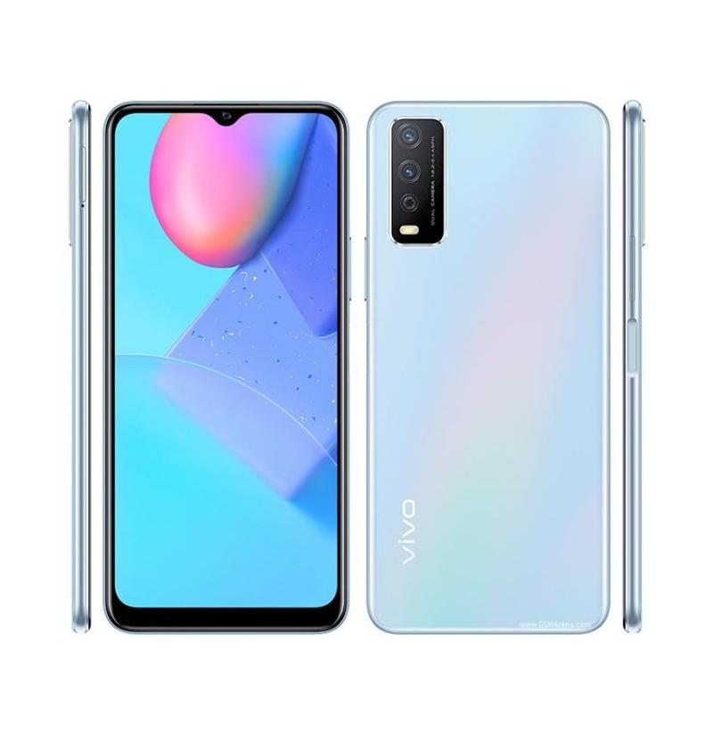 Handphone Vivo Y12S 3 GB / 32 GB Biru Gletser ...